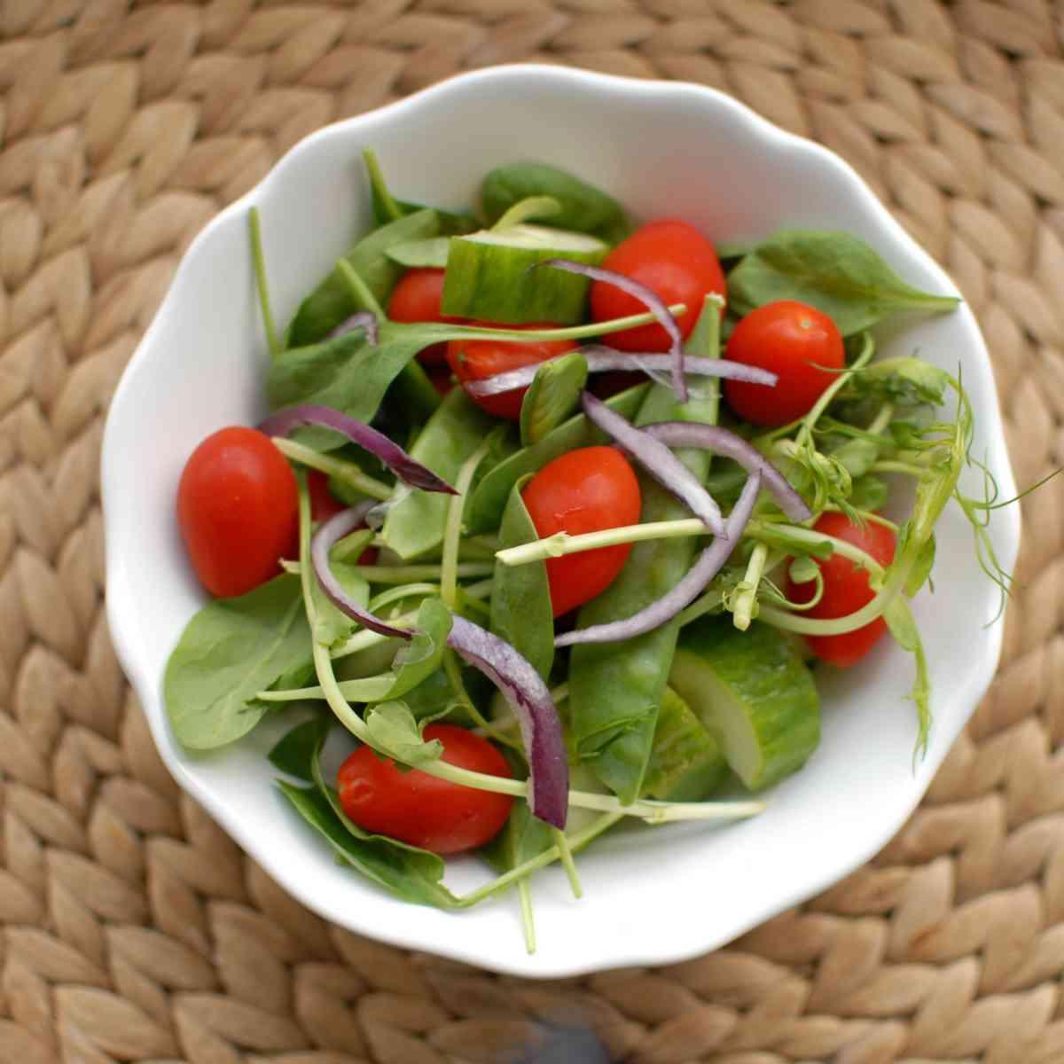 Zeleninový salát malý